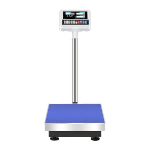 YH/英衡 电子台秤 YHC-A8 量程150kg 显示分度值10g 计数 秤盘尺寸40×50cm 1台