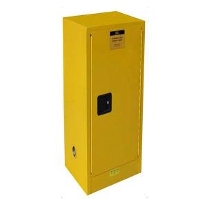 LUOKEFEILE/洛克菲勒 易燃易爆化学品安全柜 MA2200 (H)165*(W)60*(D)46cm,90kg,22GAL/83L,单门/手动,可调层板:3块 1台
