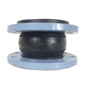 YUANDA/远大阀门 JGD41系列橡胶软接头 JGD41-16-DN65 长115mm 天然橡胶 1台