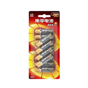 NANFU/南孚 碱性电池 LR6/AA 5号 12粒装 1包