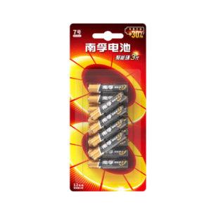 NANFU/南孚 碱性电池 LR03/AAA 7号 12粒装 1包