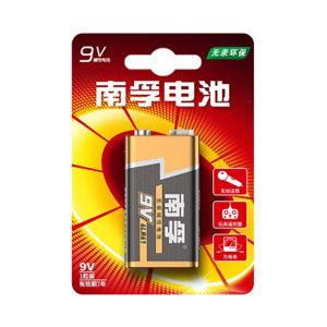 NANFU/南孚 方形碱性电池 9V/6LR61 9V 1节