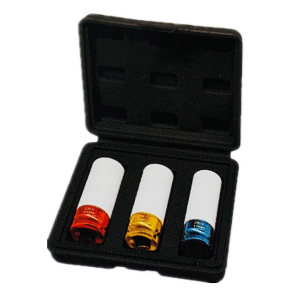 BOSI/波斯 12.5mm彩色轮圈保护套筒 BS521403 3件 1套