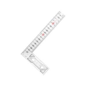 BOSI/波斯 锌合金钢角尺 BS181730 300mm 1把