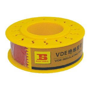 BOSI/波斯 VDE绝缘胶带 BS600228 20mm×10m 1卷