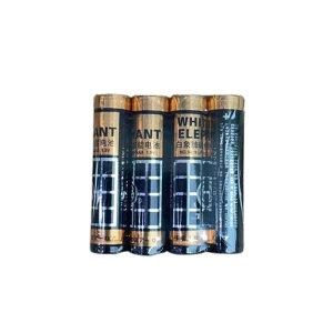WHITE ELEPHANT/白象 7号电池 9403/AAA 7号 4粒装 1包