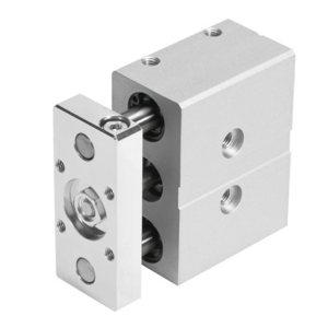 FESTO/费斯托 DFM系列双作用带导杆气缸 DFM-12-20-P-A-KF 缸径12mm 行程20mm 附磁石 附垫缓冲 170900 1个