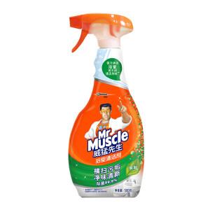 MRMUSCLE/威猛先生 浴室清洁剂 (5效合1) 6901586104974 500g 1瓶