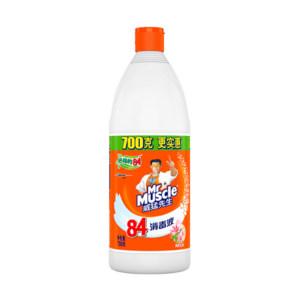 MRMUSCLE/威猛先生 84消毒液 6901586105094 700g 1瓶
