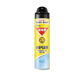 QWD/全无敌 杀虫气雾剂 6911348320085 600mL 无香型 1瓶