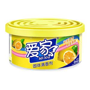 ALL JOY/爱家 固体清香剂 6911348430661 70g 柠檬 1只
