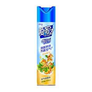 ALL JOY/爱家 香空间空气清新剂 6911348432047 300mL 清馨桂花 1罐