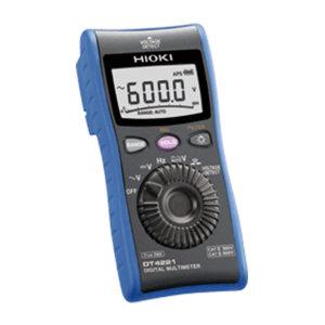 HIOKI/日置 数字万用表 DT4221 针对电工现场测量 口袋尺寸小型万用表 1个