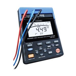HIOKI/日置 电子式绝缘电阻表 IR3455-30 Max.5kV的高压绝缘电阻测量 1个
