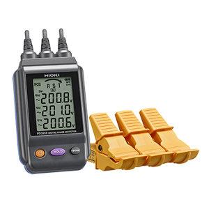 HIOKI/日置 非接触式相序表 PD3259 可测量三相电压的相序表 1个