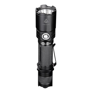 FENIX/菲尼克斯 户外远射战术强光四档亮度爆闪USB充电手电筒(含电池) TK20R 黑色 1只