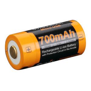 FENIX/菲尼克斯 可充电锂电池-USB直充 ARB-L16-700U ARB-L16-700U 橙色 1只