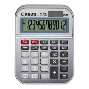 CANON/佳能 商务办公计算器 WS-112G 148×109×30.5mm 1台