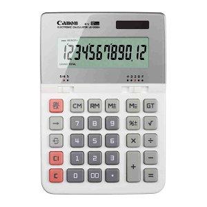 CANON/佳能 商务办公计算器 LS-1200H 原色 198.5×138.5×35.5mm 1台