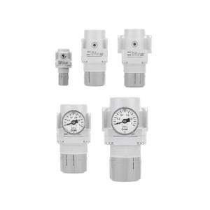 SMC AR系列模块式减压阀 AR20-01-A 压力范围0.05~0.7MPa 接口Rc1/8 1个
