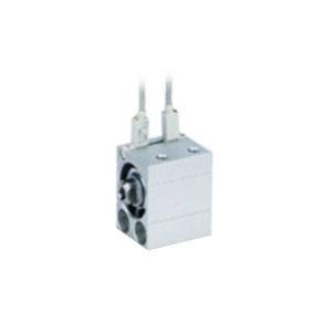 SMC CUJ系列小型自由安装气缸 CDUJB6-6D 缸径6mm 行程6mm 附磁石 1个
