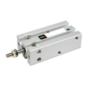 SMC CU系列单杆双作用自由安装型气缸 CDU10-15D 缸径10mm 行程15mm 附磁石 1个