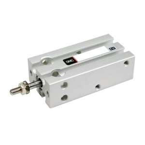 SMC CU系列单杆双作用自由安装型气缸 CDU16-25D 缸径16mm 行程25mm 附磁石 1个