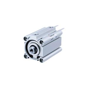 SMC CQ2系列单杆双作用标准型薄型气缸 CDQ2B20-25DZ 缸径20mm 行程25mm 附磁石 1个