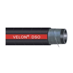 """VELON DSO排吸油管 A0-012-0750-10M-BLK 3/4""""×10m 壁厚6mm 黑色 合成橡胶+钢丝 20.7bar 1卷"""