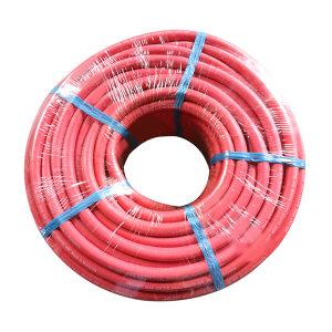 """VELON WAH水气多用途管 A0-005-1750-61M-RED 内径1-3/4"""" 壁厚5.5mm 长61m 红色 20.7bar 1卷"""