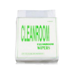 CLEANROOM/净雅 擦拭纸 WIP-0609 55%纤维45%木桨 60±3g 215*215mm 300张/包 1包