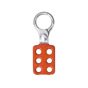 MASTERLOCK/玛斯特锁 防火花铝制锁钩 416 钳口内直径25mm 可挂6把挂锁 1个