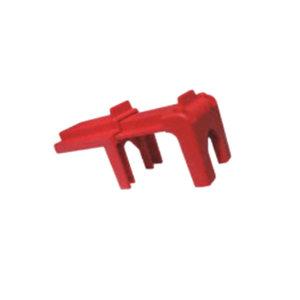 HA/汇安 小号球阀锁具 HA03501 1个