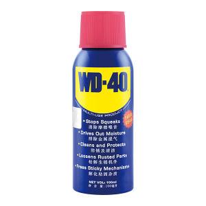 WD-40 除湿防锈润滑剂 86100 100mL 1罐