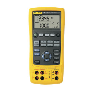 FLUKE/福禄克 温度校准器 FLUKE-724 1台