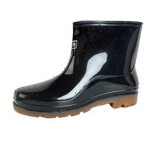 HUILI/回力 黑色短筒雨靴 557 42码 1双