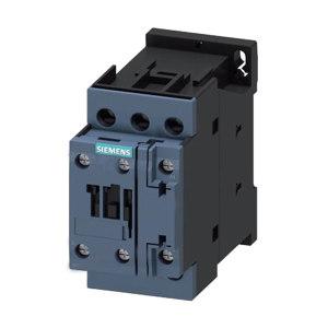 SIEMENS/西门子 3RT6系列接触器 3RT6028-1AN20 3P 额定工作电流38A 线圈额定控制电压AC220V 1个