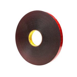 3M 丙烯酸泡棉胶带 5925 600mm×33m 1支