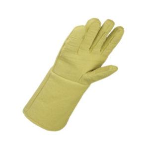 DELTA/代尔塔 500℃高温防割手套 203002 10码 43mm 5级防割 1副