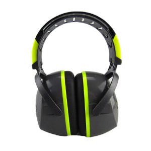 DELTA/代尔塔 头戴式耳罩 103009 NRR:28dB SNR:30dB 黑色 1个