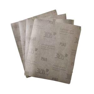 3LAB/三灵 金相专用砂纸 圆形直径230无背-180# 1张