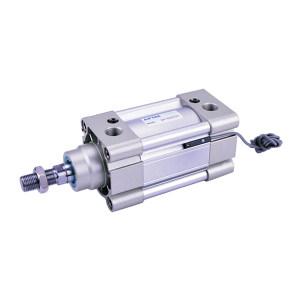 AIRTAC/亚德客 SAI系列ISO标准气缸 SAI160×25S 缸径160mm 行程25mm 附磁石 1个