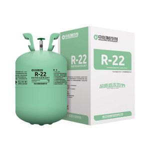 ZHONGLONG/中龙 中龙制冷剂 R22 22.7kg 1瓶