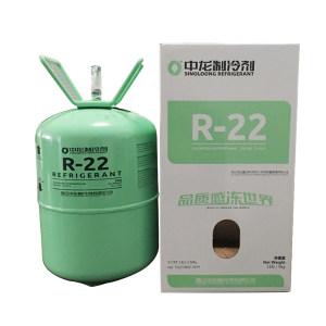 ZHONGLONG/中龙 中龙制冷剂 R22 5kg 1瓶