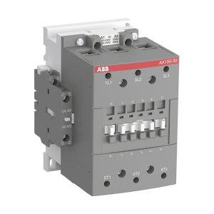 ABB AX三极交流线圈系列接触器 AX150-30-11-80*220-230V50Hz/230-240V60Hz 3P 额定工作电流150A 1台