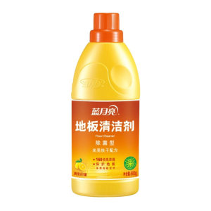 LYL/蓝月亮 地板清洁剂 6902022130243 600g 1瓶