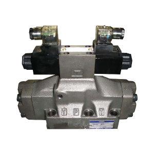 YUKEN/油研 油研DSHG系列电液换向阀 DSHG-04-2B2-D24-51T 产地台湾 1台