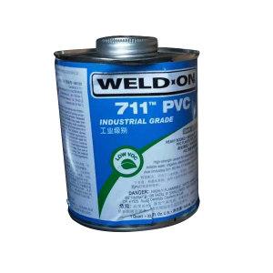 IPS/爱彼亚斯 PVC进口管道胶粘剂 WELDON711 946mL 1瓶