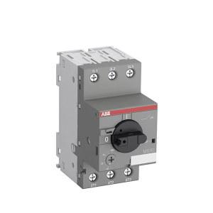 ABB MS116系列电动机保护用断路器 MS116 - 1.6 10140949 1.6A 690V 50kA 1个