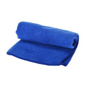 M-NICE/妙耐思 超细纤维抹布 70005228504 40×70cm 70g 深蓝色 1条
